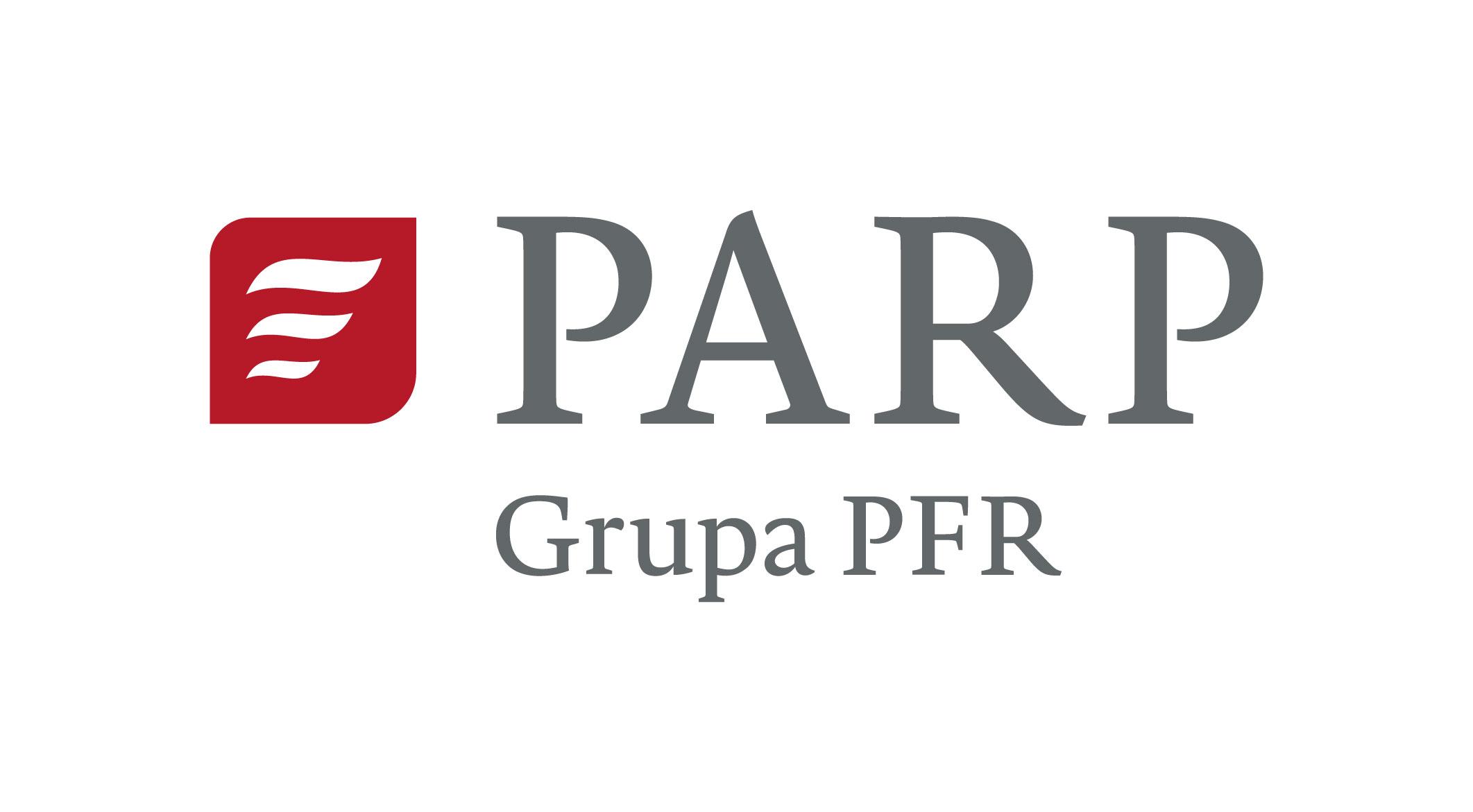 PARP Grupa PFR logo-RGB-duze