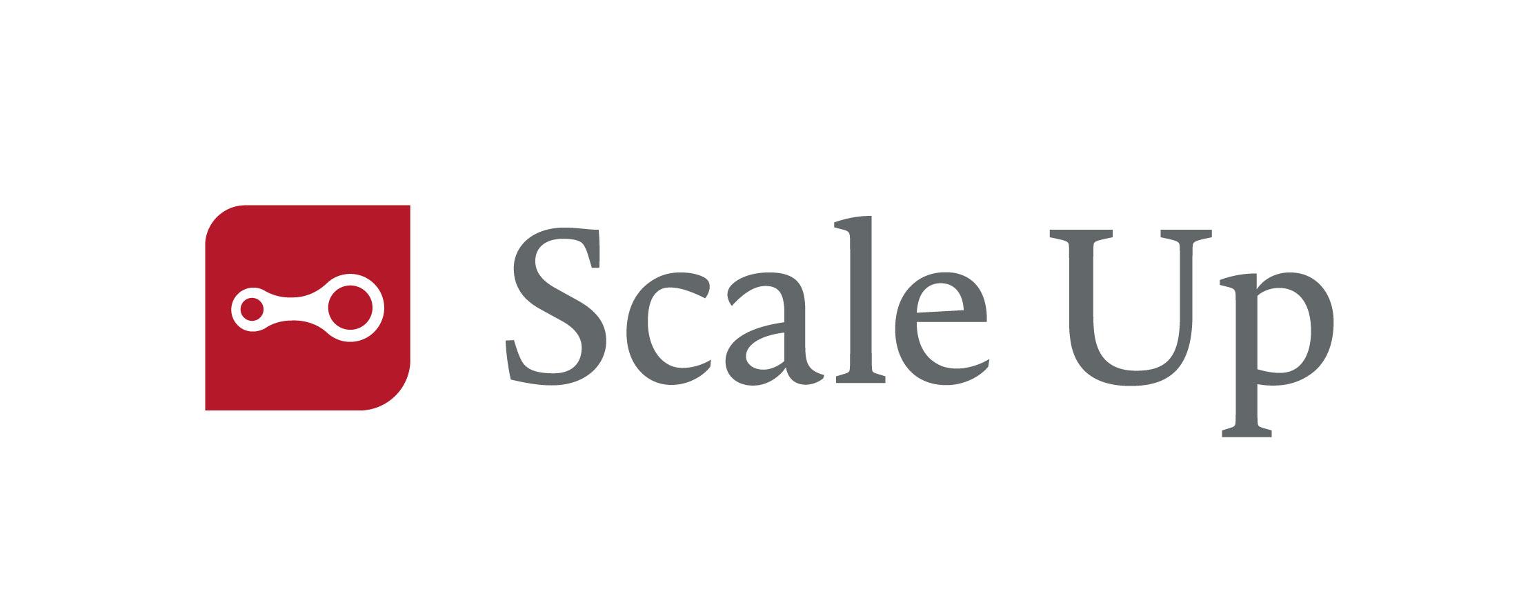 ScaleUp logotyp RGB duzy